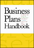 Book Cover Image - Business Plans Handbook