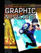 Book Cover Image - UXL Graphic Novelists