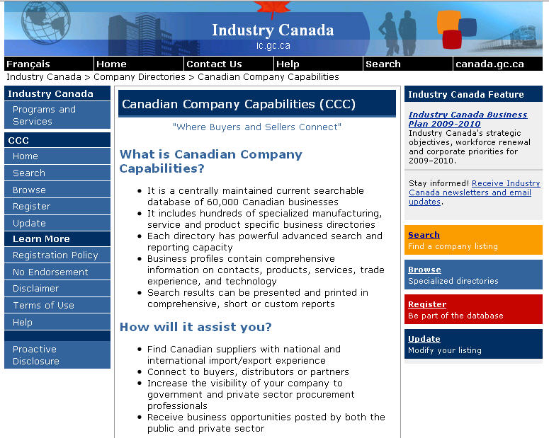 www.ic.gc.ca/eic/site/ccc-rec.nsf/eng/Home