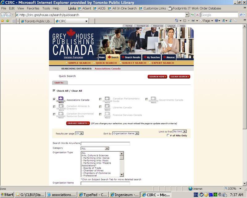 Job Search Canada