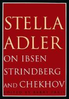 Adler on Ibsen