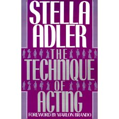 Adler The Technique of Acting - copies you can borrow