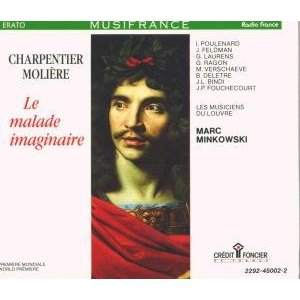 Charpentier malade