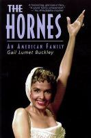 The Hornes an American family - a copy you can borrow