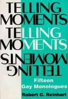 Telling moments