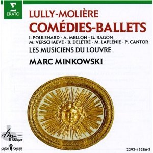 Lully Comédies-Ballets