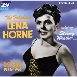 CD The Fabulous Lena Horne 22 Hits 1936-1946