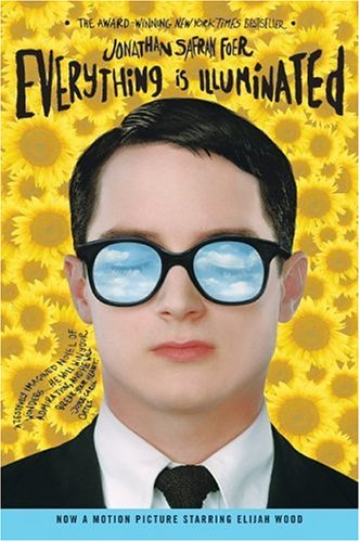 Everything is illuminated by Jonahtan Safran Foer on March 29, 2011
