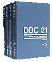 Book-Dewey Decimal Classification