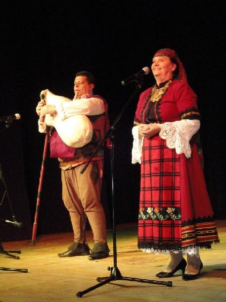 Valya Balkanska and gajda Toronto concert mar2011