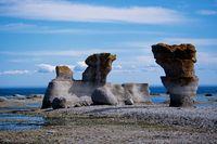 Monolithes de L'Archipel de Mingan, Quebec