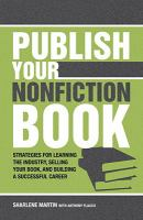 Publishing publish your nonfiction