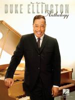 Duke Ellington anthology  piano, vocal, guitar