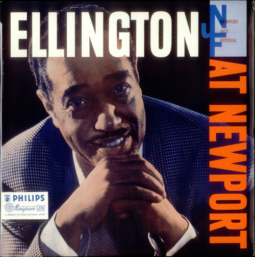 DUKE ELLINGTON Ellington At Newport