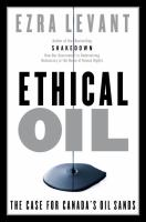 Ethical oil
