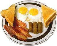 Breakfast for Blog