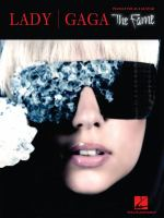 The fame  piano, vocal, guitar