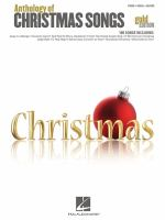 Christmas  anthology of Christmas songs  piano, vocal, guita
