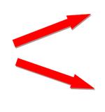 Arrows east