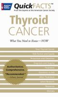 Quickfacts Thyroid Cancer