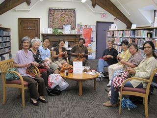 English Conversation Circle at Gerrard/Ashdale Library