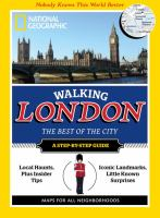 Walking London, The Best of the City
