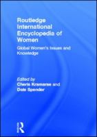 Routledge International Encyclopedia of Women