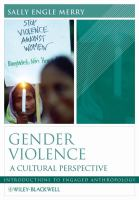 Gender Violence by Merry