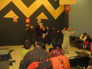 Bridlewood Public Library and their Chinese New Year Celebration 2012