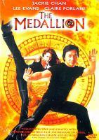 Medallion jackie chan