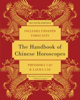 The Handbook of Chinese Horoscope
