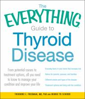 Everything Guide to Thyroid Disease