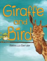 Giraffe and birdjpeg