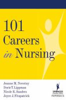 101 careers in nursing