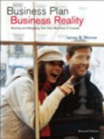 Business Plan Business Reality