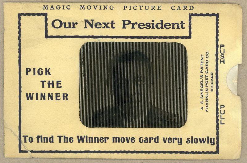 Zzz 1912 postcard wilson tt