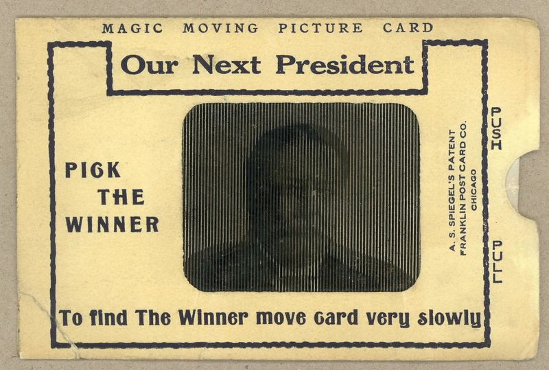 Zzz 1912 postcard taft 2nd 0001