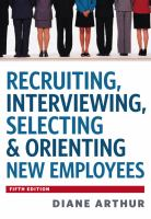 Recruiting interviewing new employees