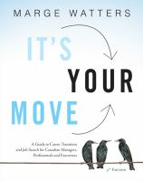 It's Your Move A Guide to Career Transition