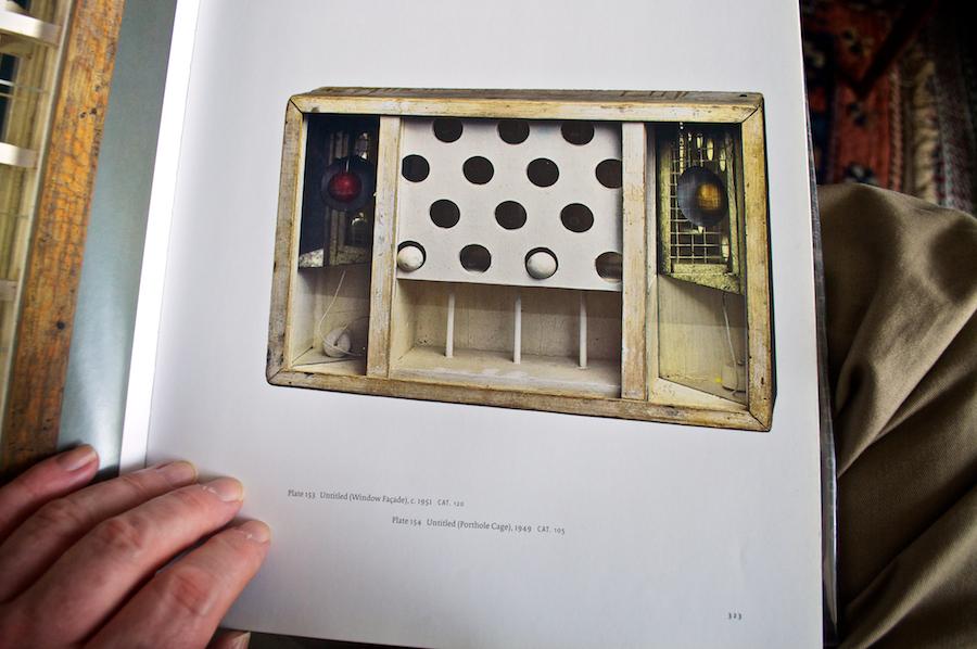 Joseph Cornell Medici Slot Machine