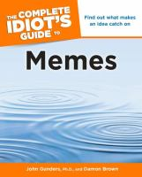 Complete Idiot Guide to Memes