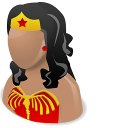 Wonder woman - free for commercial use