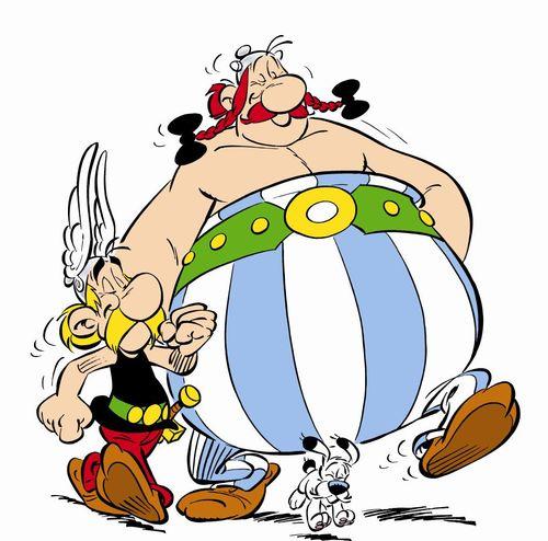 Asterix Obelix Dogmatix