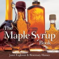 The Maple Syrup book illustrated