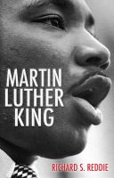 Martin Luther King Jr history maker