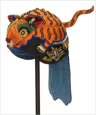 Chinese Festival Hat