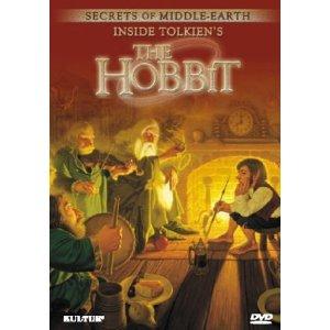 Inside tolkien's the hobbit dvd
