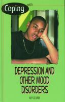 Coping with depression and other mood disorders
