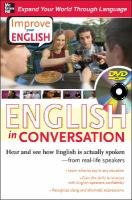 Improve your English English in everyday life
