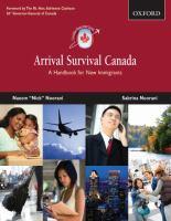 Arrival Survival Canada : Naeem Noorani